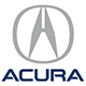 Emblemas Acura MDX